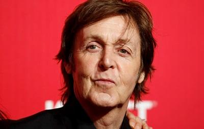 Пол Маккартни пытается вернуть себе права на песни  The Beatles