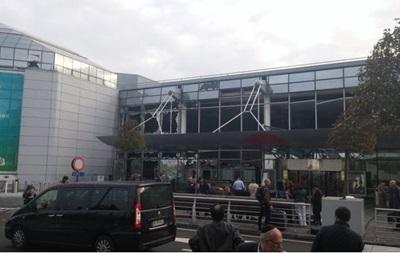 В аэропорту Брюсселя были украинские депутаты