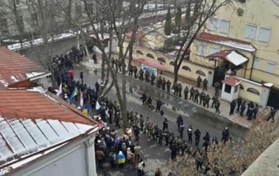 В Харькове закрыли генконсульство РФ