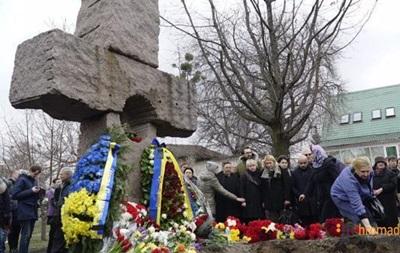 В Киеве похоронили Гонгадзе