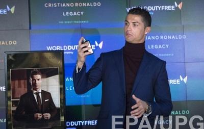 На Роналду подали в суд иск на 10 миллионов евро