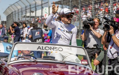 Алонсо заявив, що після аварії почувається, ніби побував у пральній машині