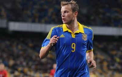 Гусєв через травму може пропустити матч України з Кіпром