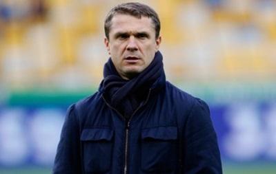 Ребров может покинуть Динамо по окончании сезона
