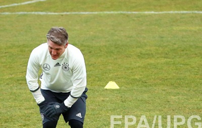 Швайнштайгер может пропустить Евро-2016