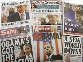 Обзор прессы: Обаму назвали американским Ющенко