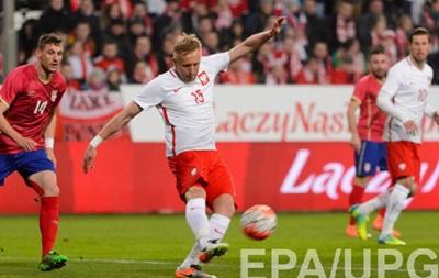 Товарищеские матчи: Польша обыграла Сербию, Хорватия сильнее Израиля