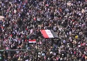 США отзывают из Египта сотрудников посольства и государственных служащих