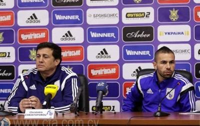 Тренер Кипра: Знаем, что сборная Украины готовится к Евро-2016