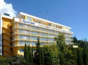 Загрузка сертифицированных отелей Крыма растёт