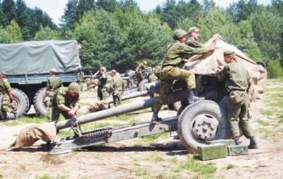 Беларусь начала масштабные военные учения