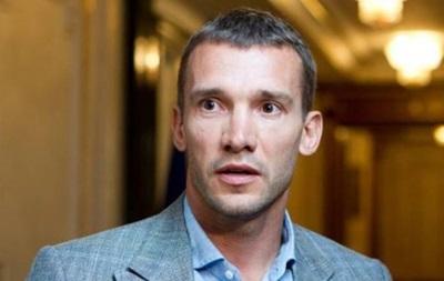 Андрей Шевченко прокомментировал смерть Йохана Кройфа