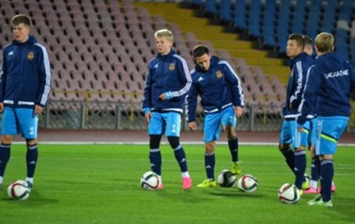Збірна України (U21) обіграла однолітків з Австрії