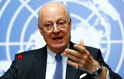 Переговоры по Сирии продолжатся в апреле – ООН