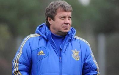 Заваров: Игра сборной Украины не понравилась