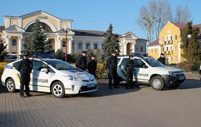 На границе с Венгрией запустили патрульную полицию