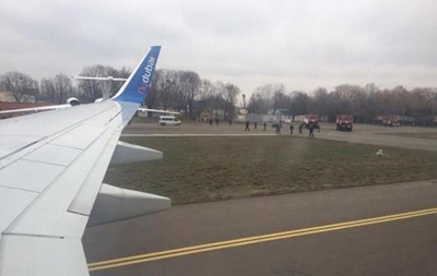 Пассажир рейса Дубай-Киев заявил, что принес бомбу