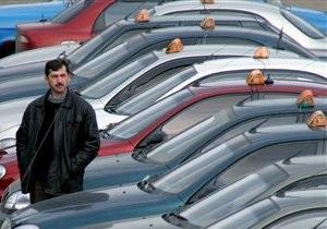 В Кировоградской области поймали преступников, нападавших на таксистов и угонявших их авто
