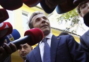 Бывший адвокат Иванишвили стал главным прокурором Грузии