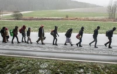 Приток беженцев в Германию сокращается