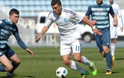 Динамо проиграло Олимпику в товарищеском матче