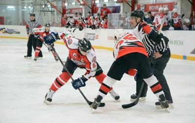 Хоккей: Донбасс вырывает победу у Дженералз в овертайме