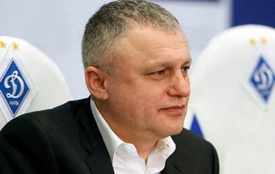 Президент Динамо отрицает возможность ухода Реброва