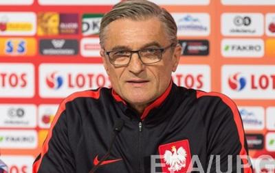 Тренер сборной Польши: Поборемся с Украиной за выход из группы Евро-2016
