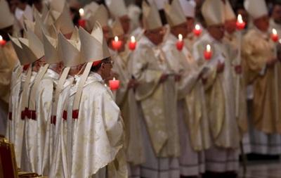 Католики всего мира отмечают Пасху