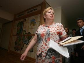НГ: Мама Вера возглавила администрацию президента Украины