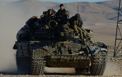 Армия Сирии полностью освободила Пальмиру