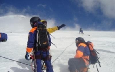 На Эльбрусе нашли украинского альпиниста