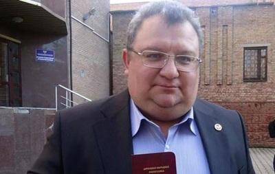 Мэр  Донецка рассказал, как ездил в РФ по паспорту ДНР