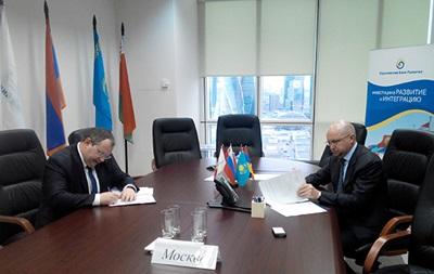 Евразийский банк выделил Беларуси кредит на $2 миллиарда
