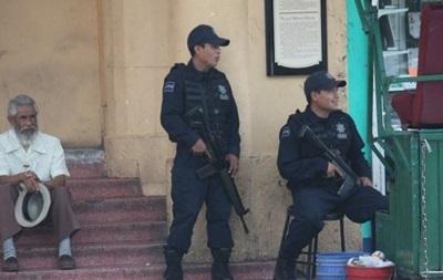 В Мексике 40 полицейских подозревают в похищении людей