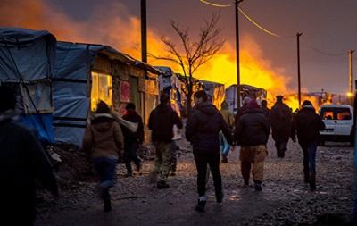 В Турции при пожаре в лагере беженцев погибли дети
