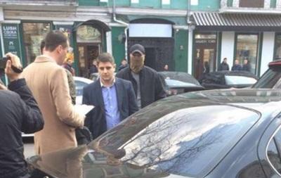 Коллегу Сакварелидзе задержали на взятке - СМИ