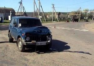 В Одесской области нетрезвый водитель на чужом автомобиле сбил насмерть девочку