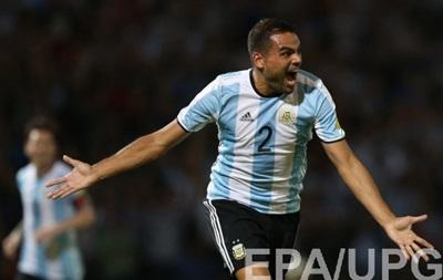 Відбір на ЧС-2018: Перемога Аргентини і нічийний результат Бразилії