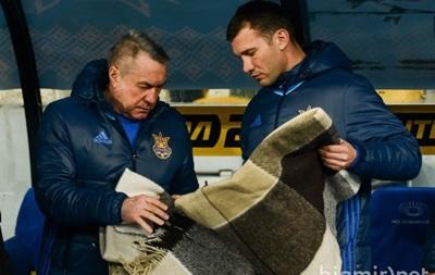 Шевченко: Тимощук подает пример молодежи, обращаясь ко мне по имени-отчеству