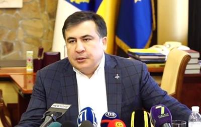 Азаров-style. Саакашвили удивил своим украинским