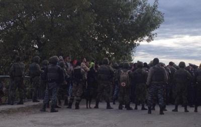 При драке с копателями янтаря пострадали десять полицейских