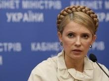 Президент поручил Тимошенко сотрудничество с Узбекистаном