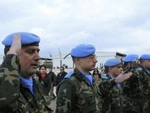 В Ливане подорван автомобиль миротворцев ООН