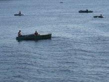 Крым: пропали две киевлянки уплывшие на резиновой лодке