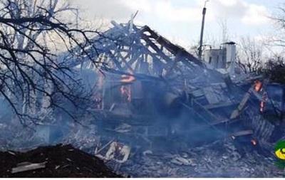 Обстрел Зайцево: опубликовано видео последствий