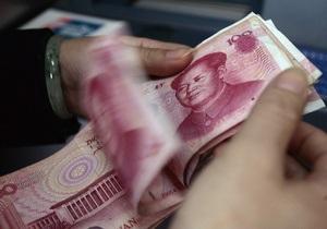 Инфляция в Китае достигла максимума за три года