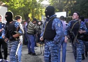 Учения без предупреждения. В Одессе силовики оцепили ряд кварталов, слышна стрельба