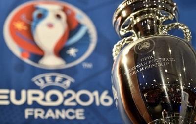 УЕФА представил билеты на Евро-2016
