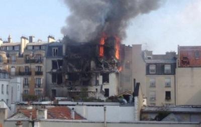 У центрі Парижа прогримів вибух